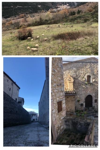Scorci di Vallo Di Nera- Umbria