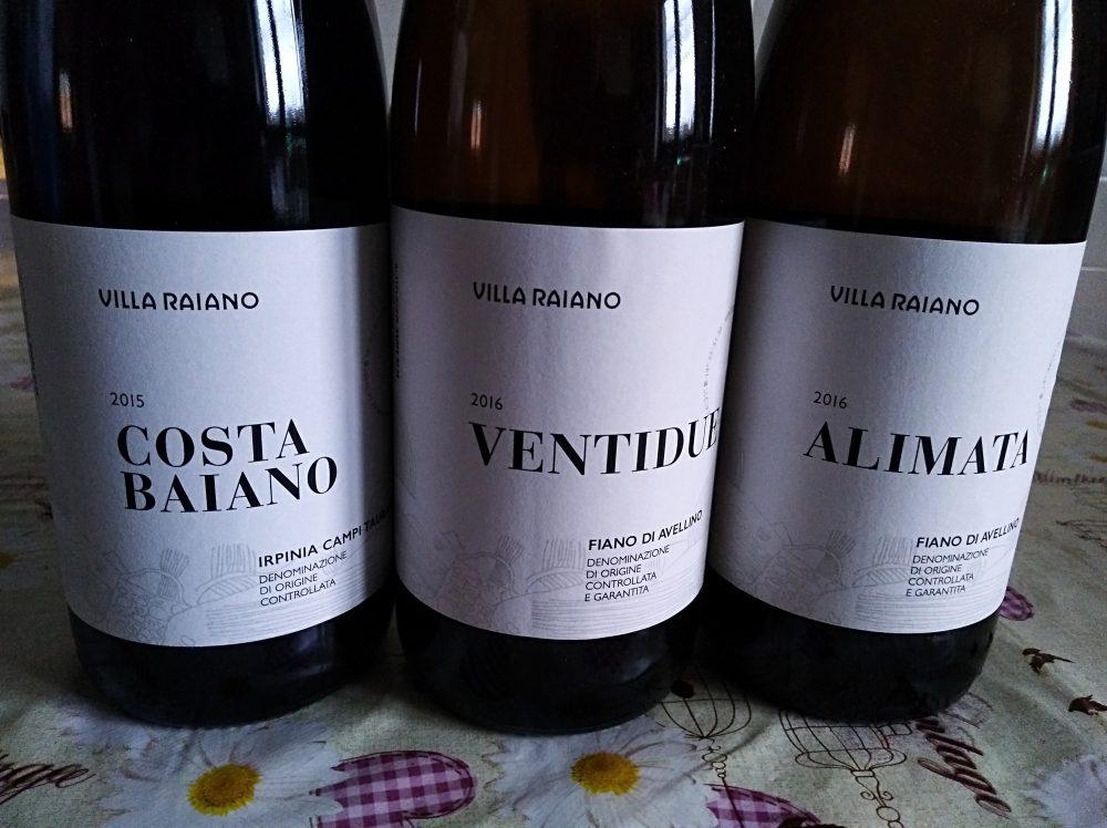 Vini di Villa Raiano