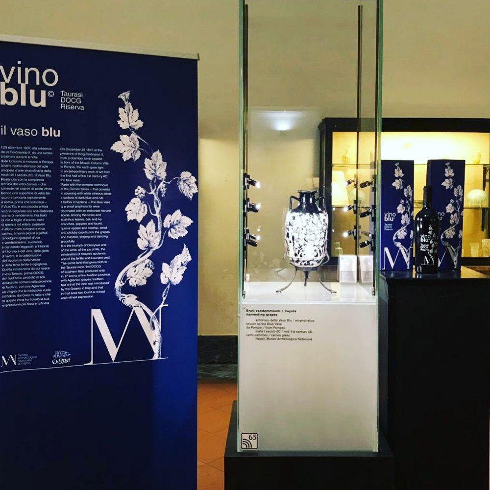 Vino Blu Taurasi DOCG Riserva 2012 - MANN