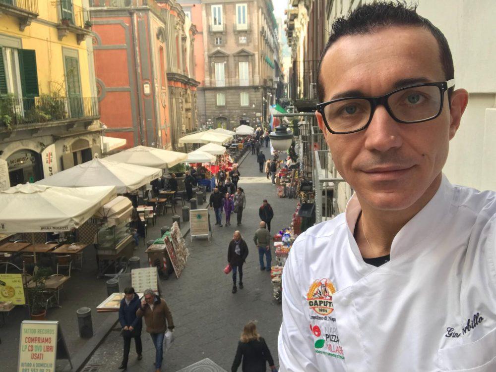 street food nuova apertura in Piazza Nilo
