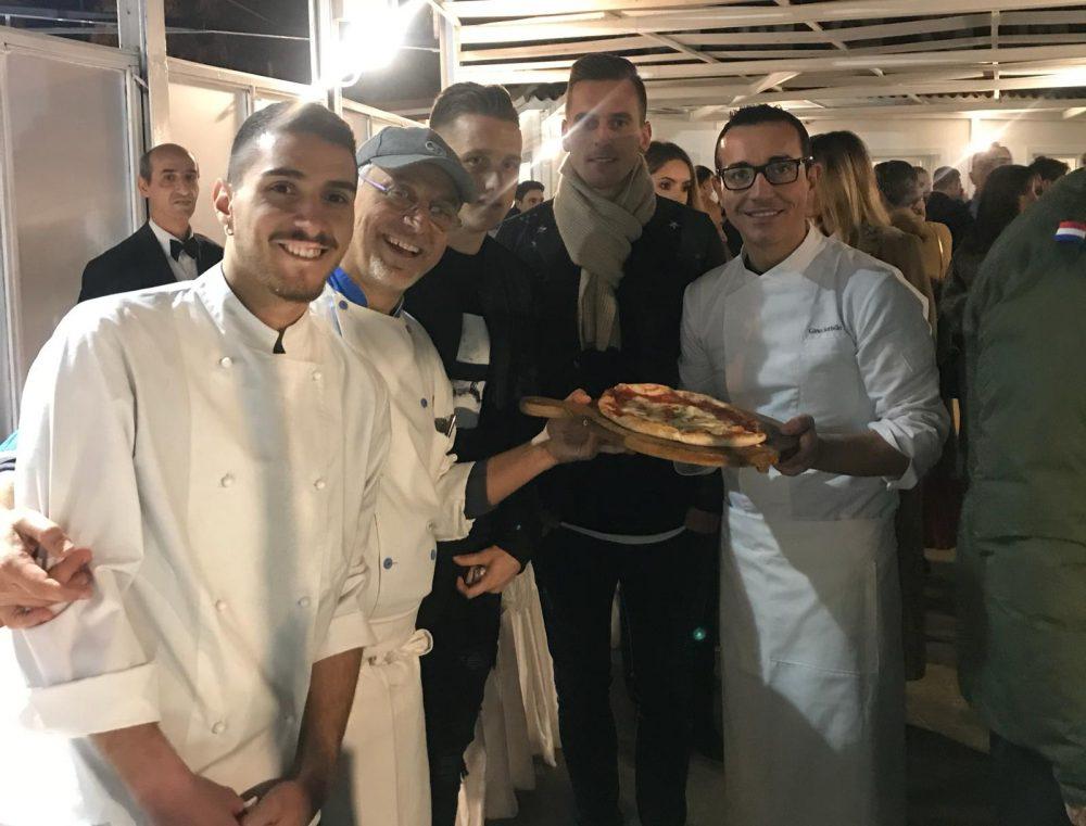 Pizza Romana migliore di quella napoletana per De Laurentis