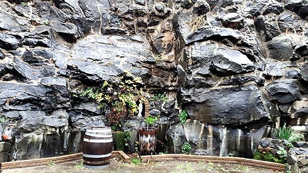 Basalto da Olivella
