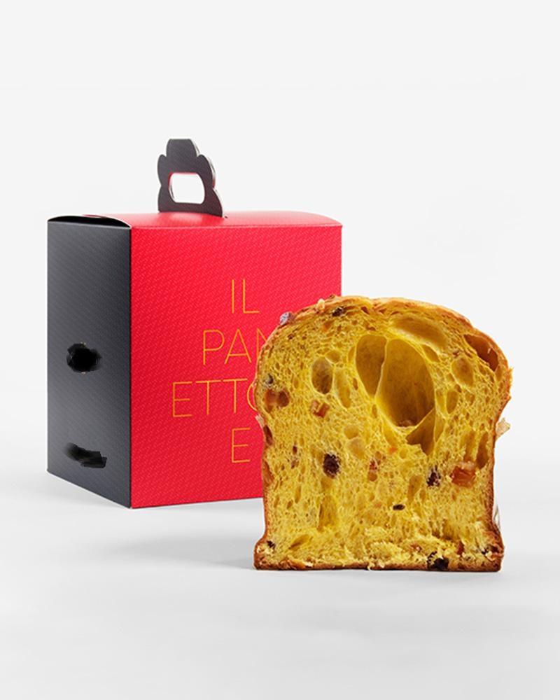 Panettone chef famoso