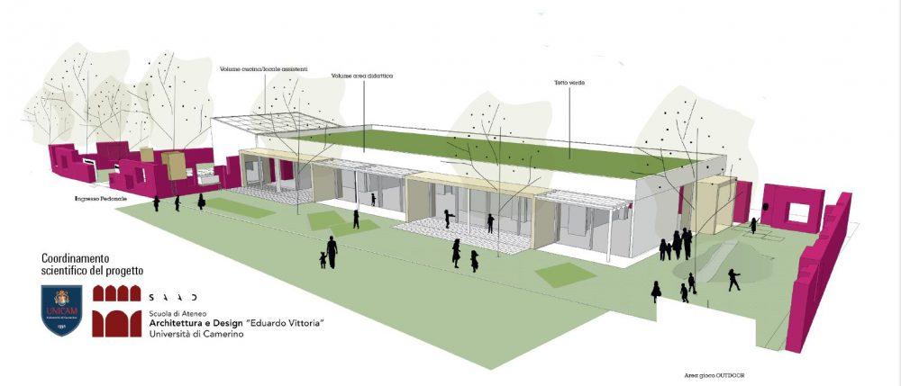 Inaugurazione nuova scuola di Pieve Torina