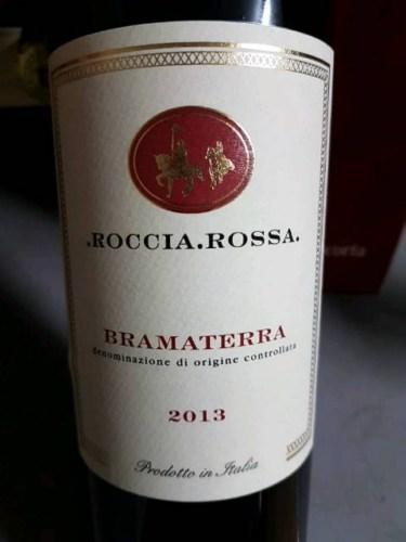 Bramaterra Doc 2013 – Roccia Rossa