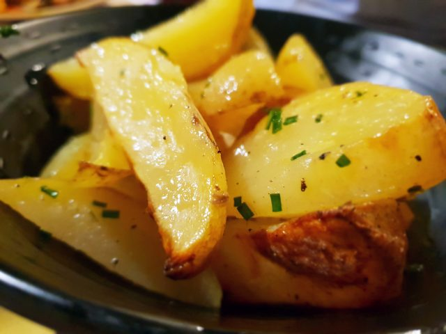 TerrAntica Braceria - patate