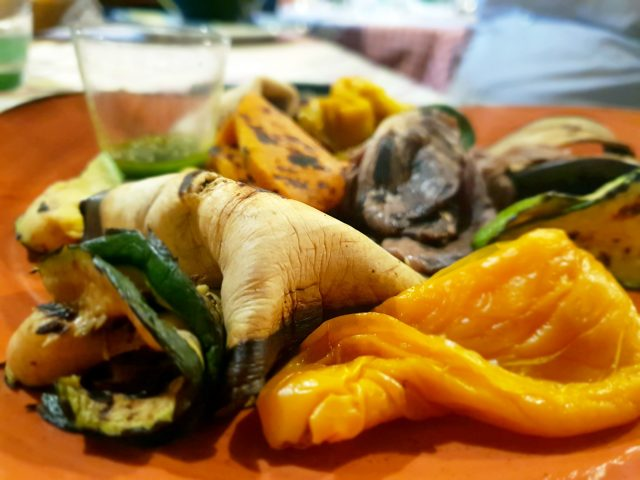 TerrAntica Braceria - verdure