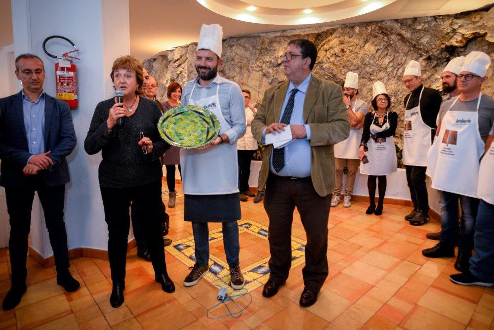 Vincitore 2018 - Premio Ezio Falcone