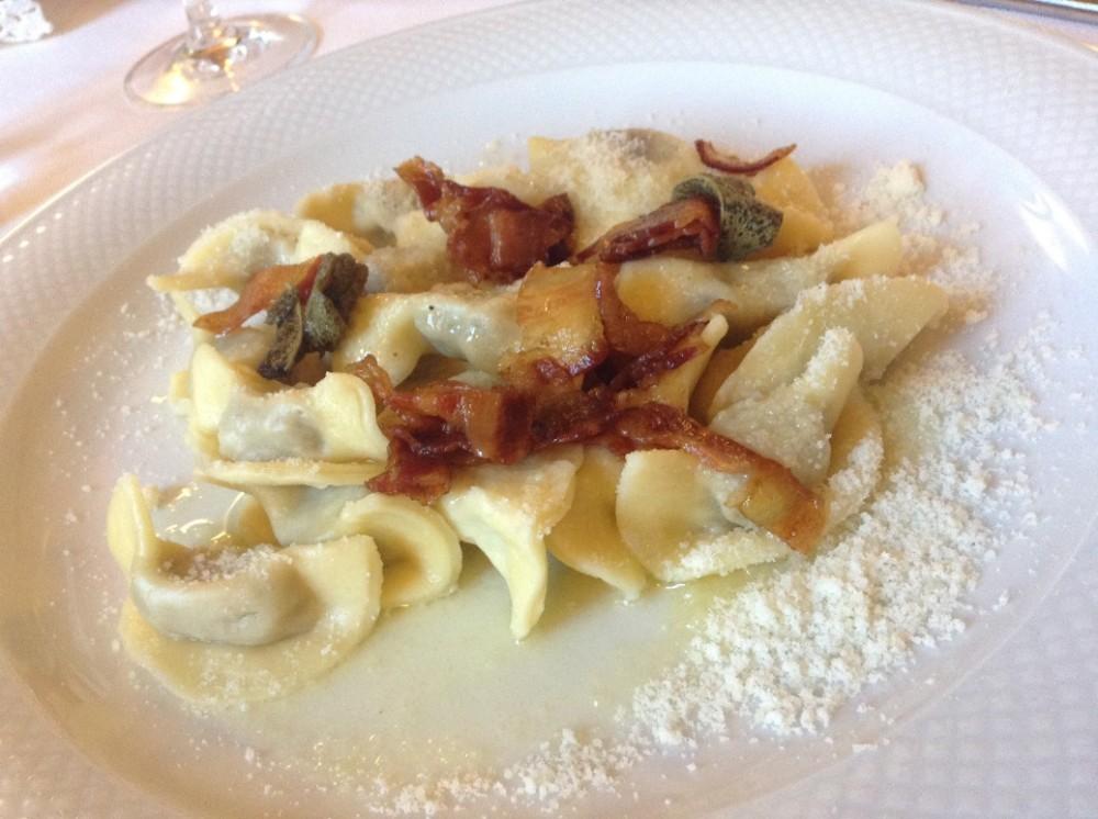 14 Trattoria Visconti, Ambivere, casoncelli, il piatto che ha 600 anni
