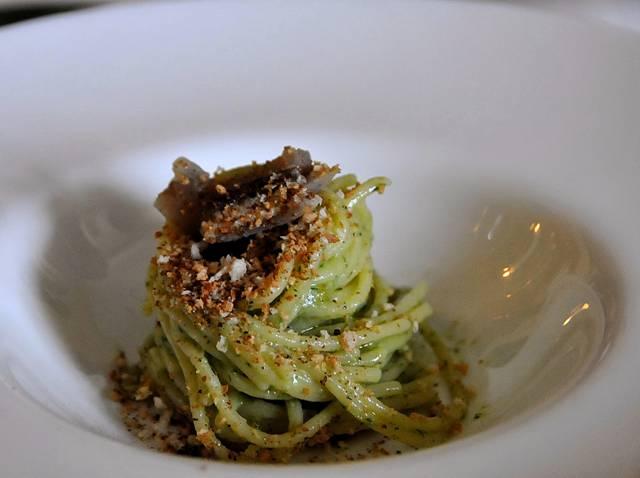 25 Chef Roberto Pirelli, pasta con le sarde