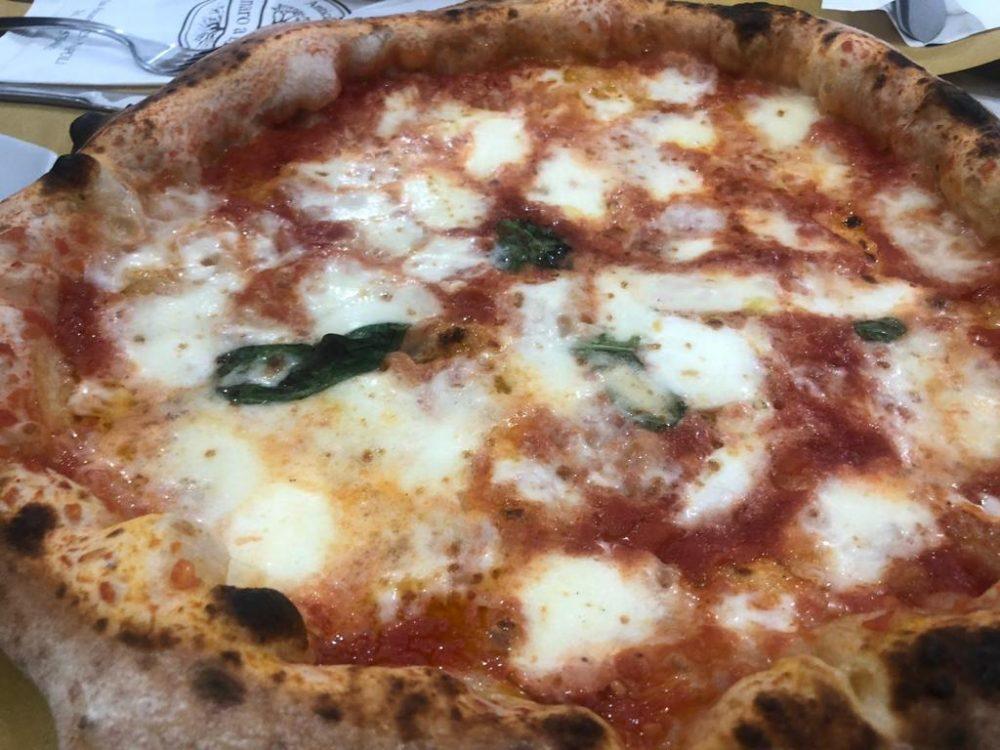 Pizzeria Da Gennaro, margherita