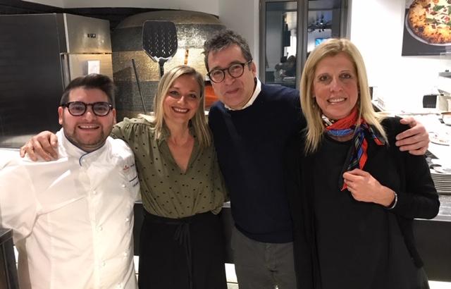 Carlo Sammarco, Gilda e Salvatore Martusciello