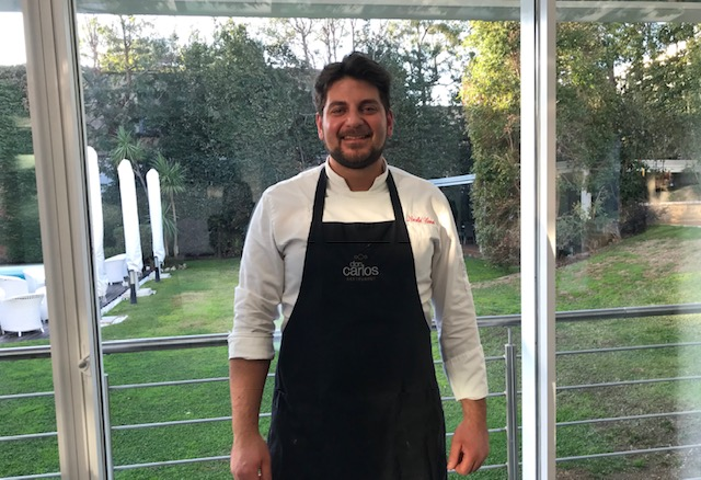 Don Carlos - Chef Nicola Lanzi