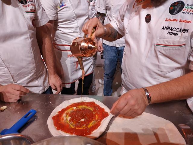 I pizzaioli dell'AVPN