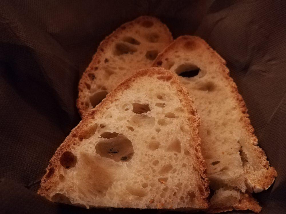 La Lanternina, il pane