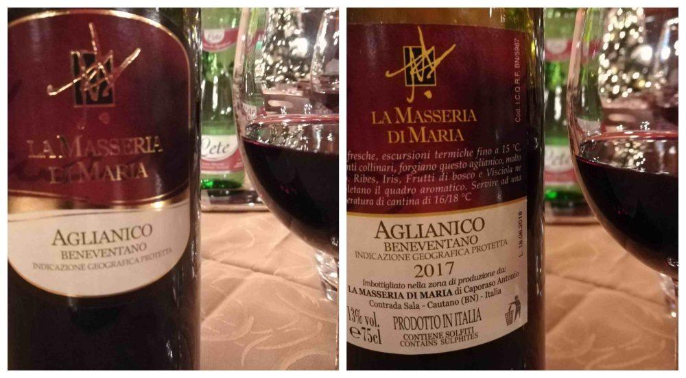 La Lanternina, il vino