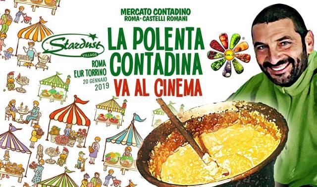 La Polenta Contadina va al Cinema 20.1.2019