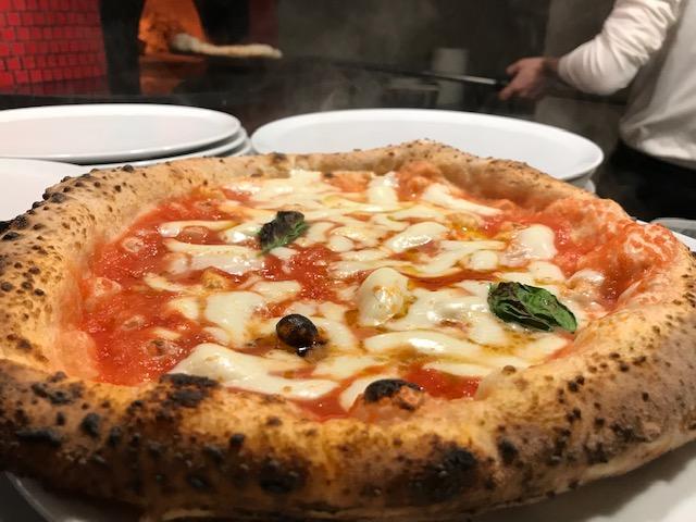 Lombardi a Santa Chiara - Pizza Margherita