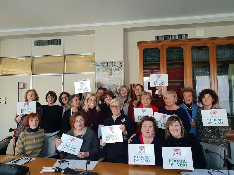 Nuovo Consiglio Donne del Vino 2019-2022