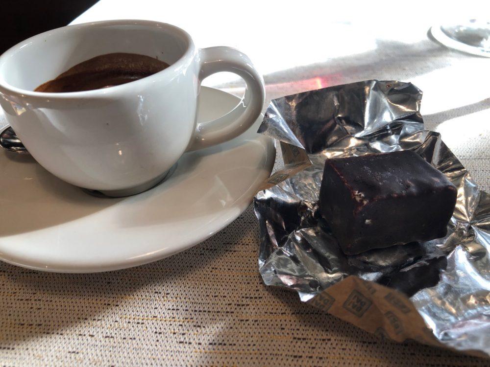 Osteria Oss Bus, caffe' e mini mottarello