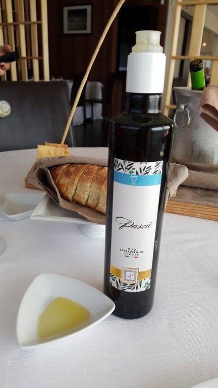 Pensando a Te, l'olio extravergine di oliva PascÖ di Russo 1979