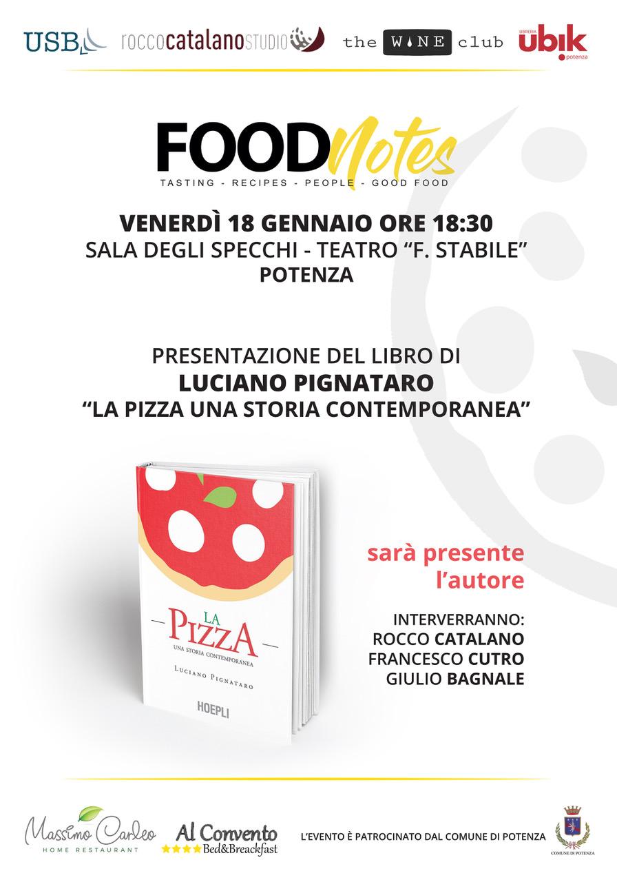 Luciano Pignataro, presentazione