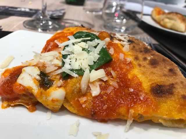 Pizza Montanara Allardiata di Carlo Sammarco