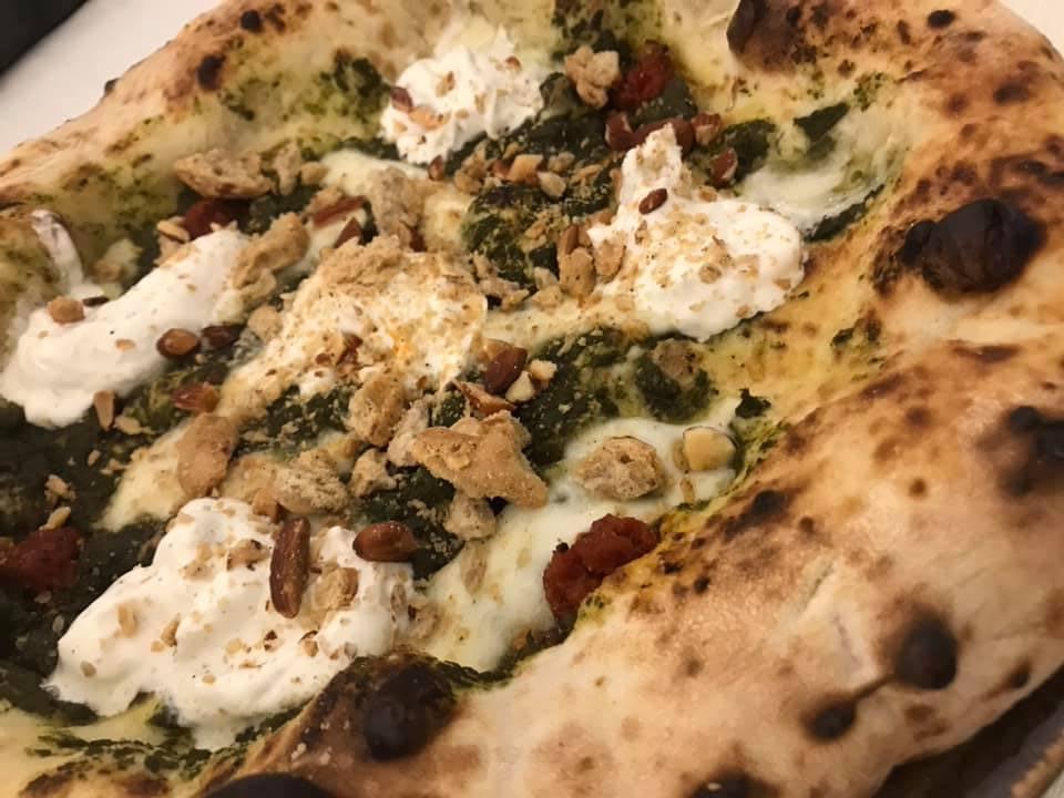 Pizza scapricciosella