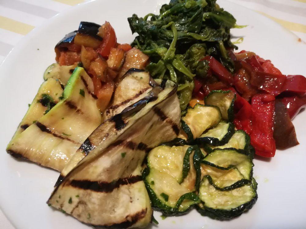 Pizzart - Le Verdure
