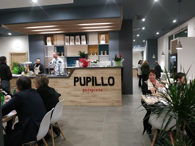 Pupillo, l'ambiente interno