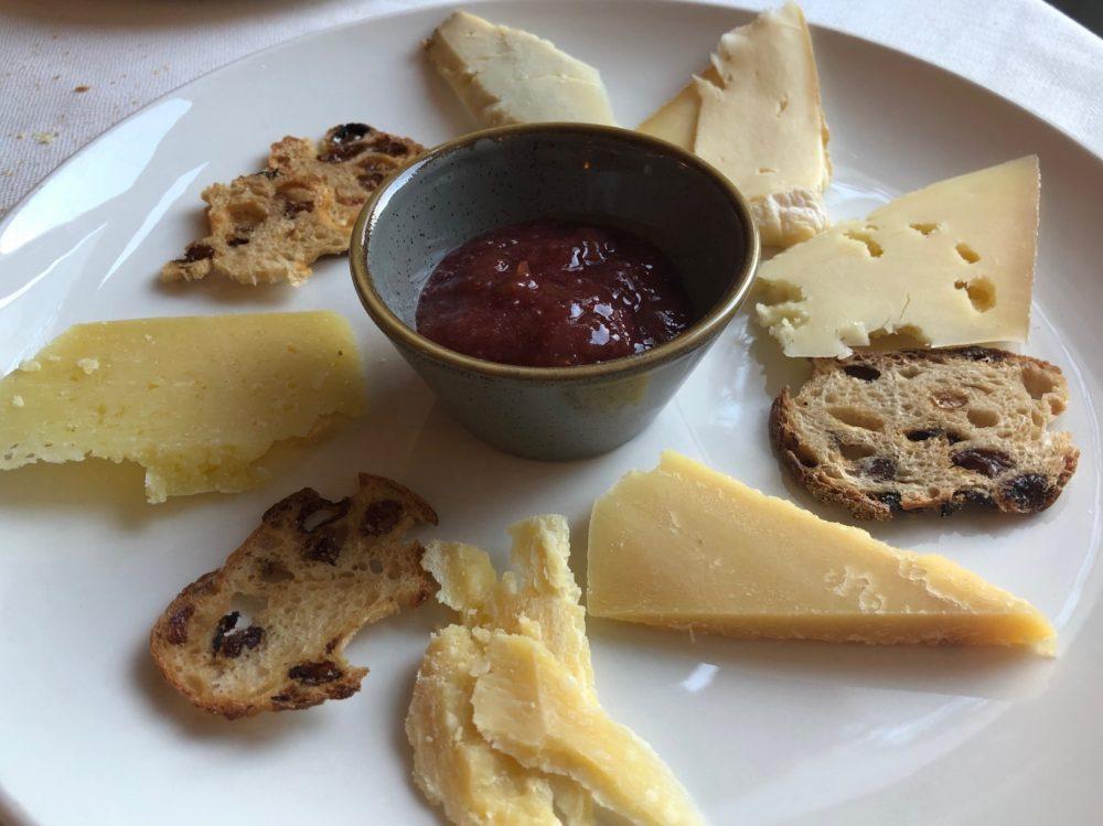 Trattoria Visconti, formaggio, for me