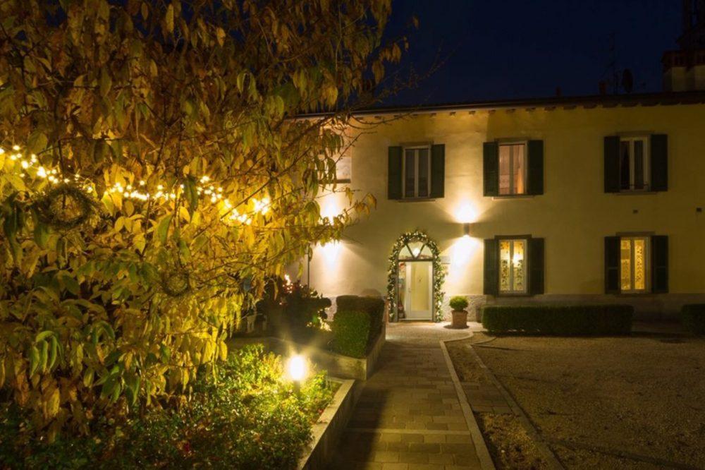 Trattoria Visconti, versione notturna