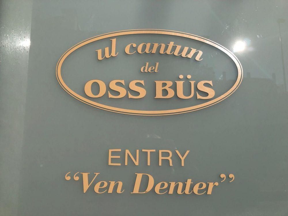 Osteria Oss Bus