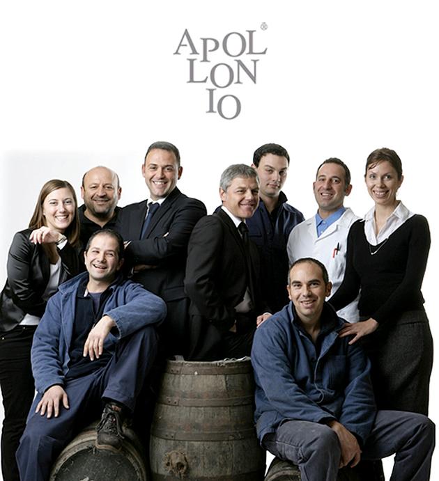 Il team Apollonio