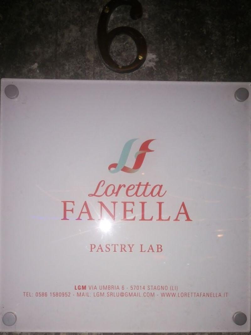 Loretta Fanella pastry lab