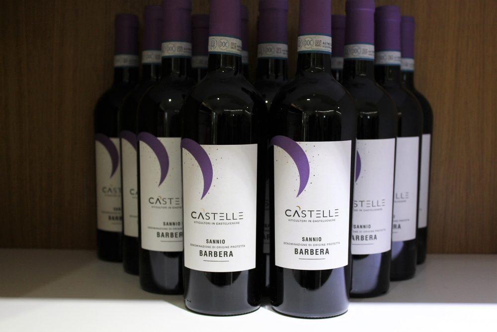Cantina Castelle – Barbera del Sannio DOP