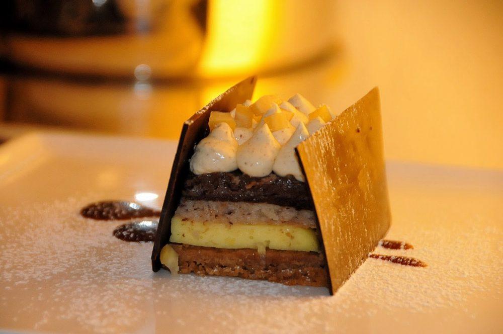La Mugnaia, Ivrea, chocolate & lemon