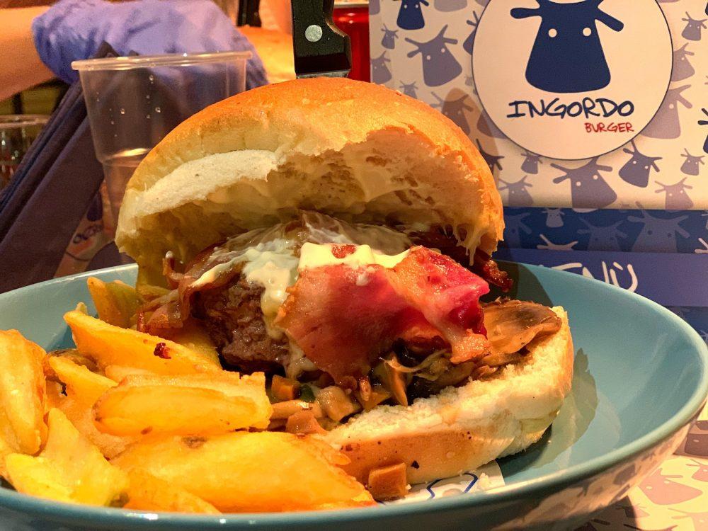 Ingordo Burger - Panino formato al momento