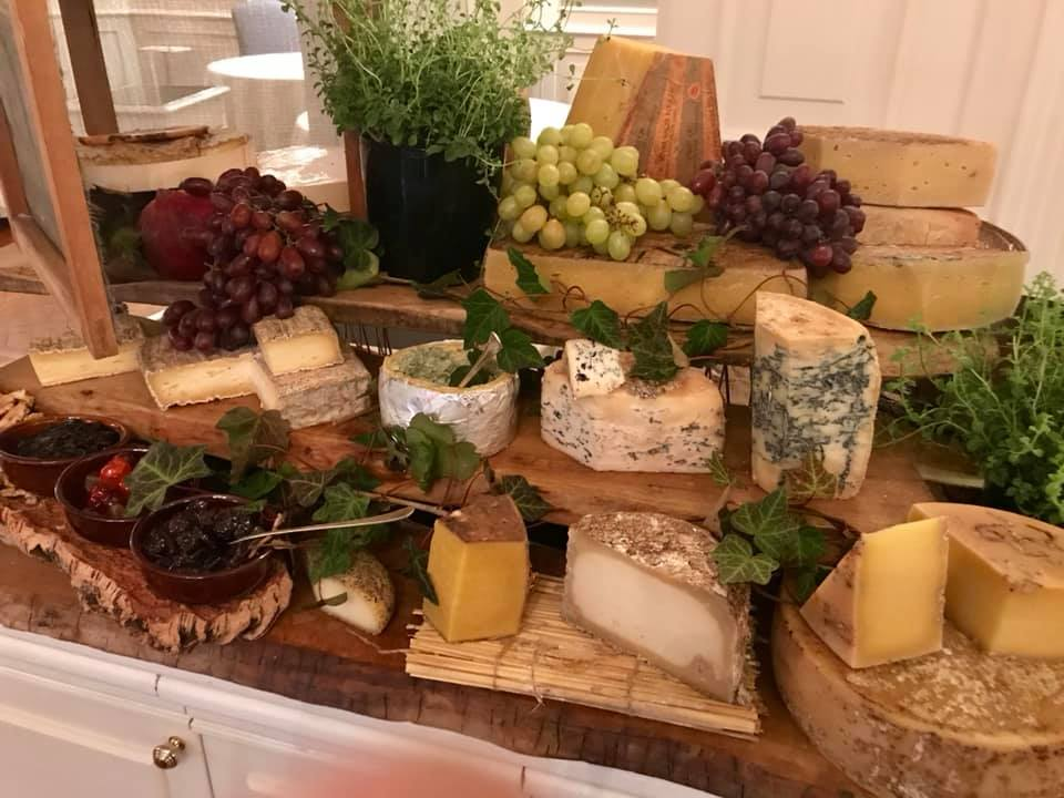 Da Vittorio - I formaggi