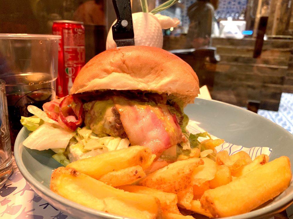Ingordo Burger - Mast Ciccio con crema al pistacchio