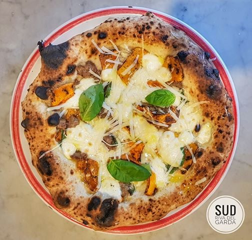 Pizza Zuccosa, Pizzeria Sud Riva Del Garda