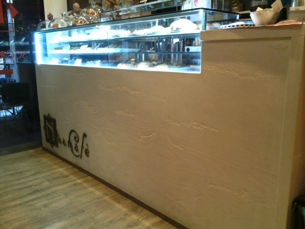 Naama cafe', La sala