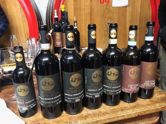 I vini sartoriali di Milziade Antano Colleallodole