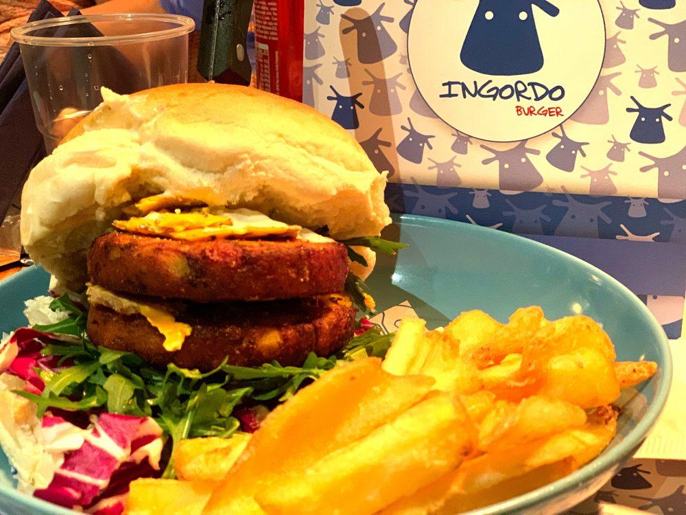 Ingordo Burger - Hamburger veg