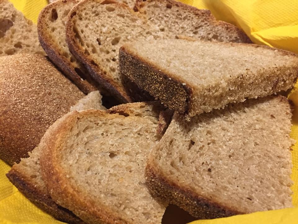 Incartata, il pane