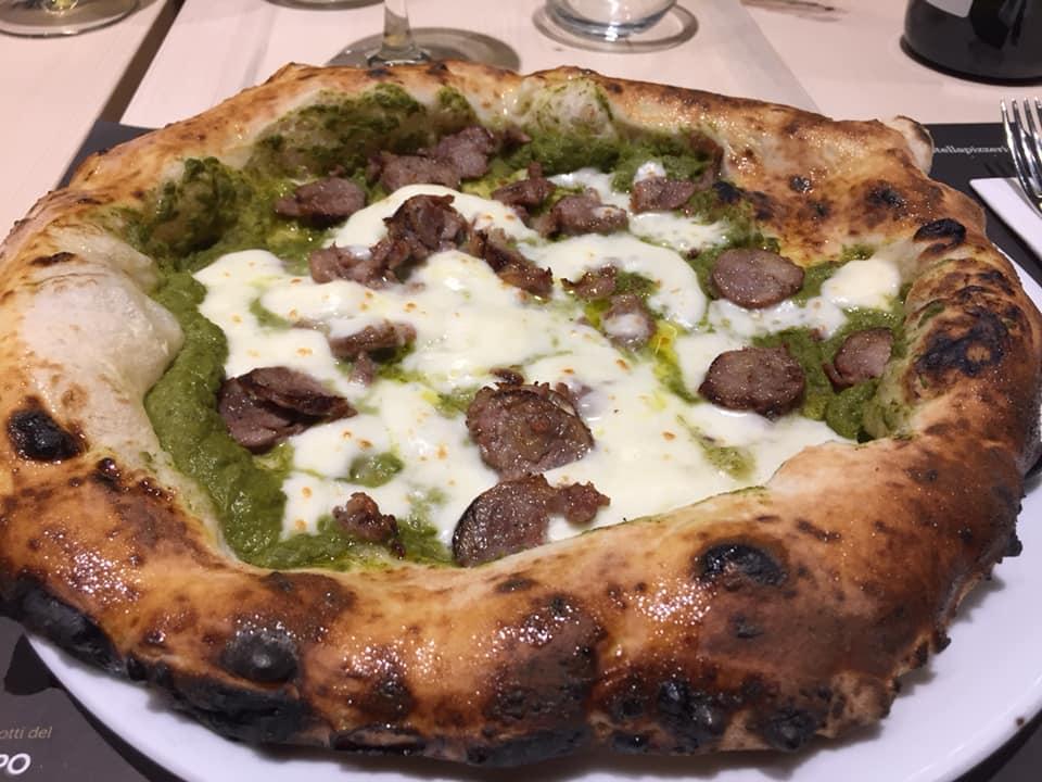 'A Puntella, la broccola
