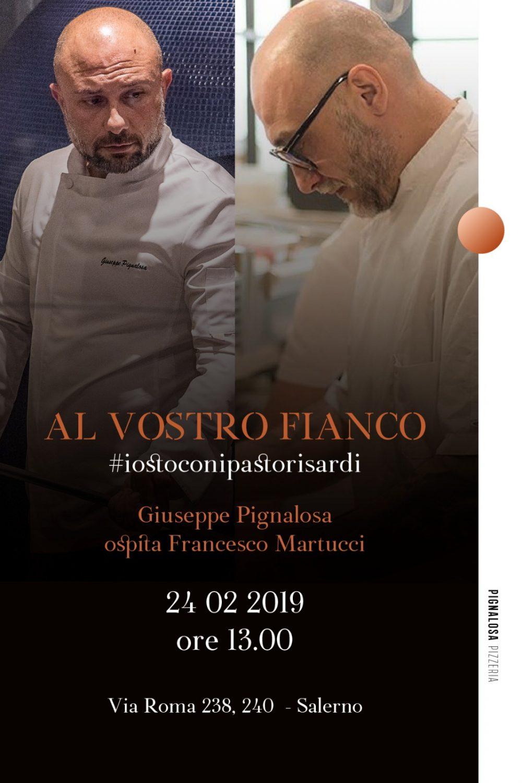 Al vostro fianco - Giuseppe Pignalosa e Francesco Martucci