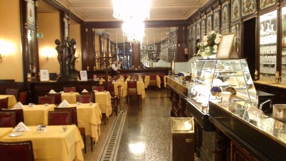 Baratti&Milano, la sala antica