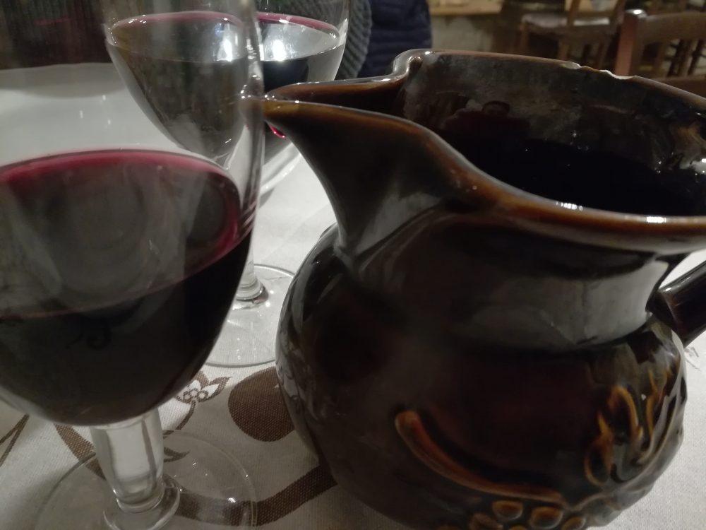 Braceria Sott'o' Portone - Il Vino della Casa