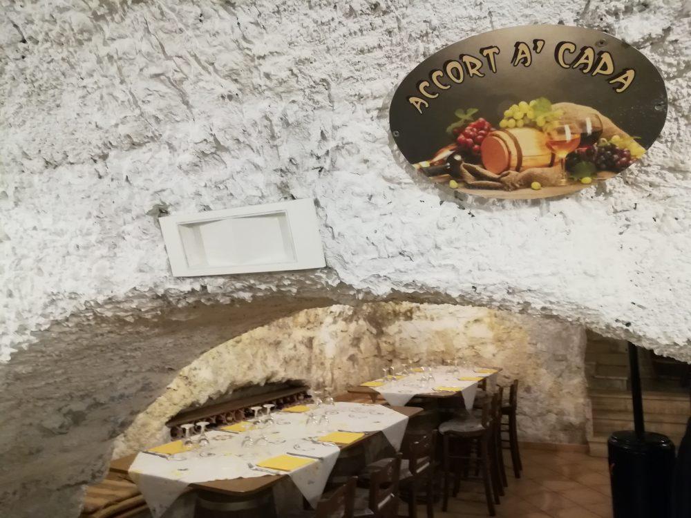 Braceria Sott'o' Portone - La Sala Cantina